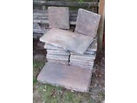275 FANTASIC NATURAL GRAY PATIO PAVING SLABS FOR SALE