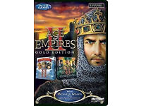 Age of Empires II -- Gold Edition