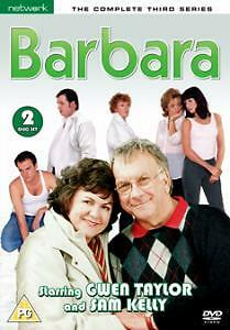 BARBARA - THE COMPLETE THIRD SERIES - DVD - REGION 2 UK