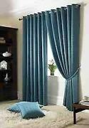 Lined Eyelet Curtains