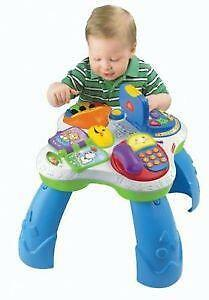 Fisher Price Learning Tables