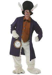 Mens Rabbit Costume  sc 1 st  eBay & Rabbit Costume   eBay