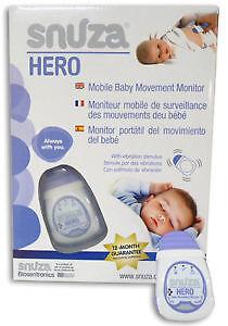 Snuza Hero Baby Alarm Brand New in box