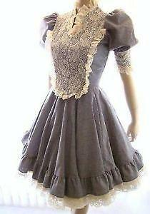 Vintage Square Dance Dresses
