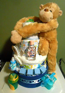 Bummy Bear Diaper Creations great baby shower gifts London Ontario image 2