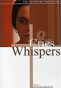 INGMAR BERGMAN. DVD. CRITERION. CRIES AND WHISPERS. LIV ULLMAN