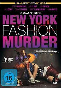 New York Fashion Murder / DVD #3859