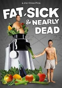 Fat, Sick & Nearly Dead DVD For Sale  Description Overweight Aus