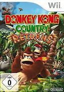 Wii Spiele Donkey Kong