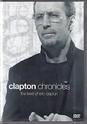 Eric Clapton DVD