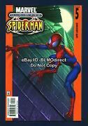 Ultimate Spiderman 1 First Print