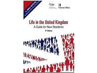 """Book """"Life in the UK Test"""" Wanted"""