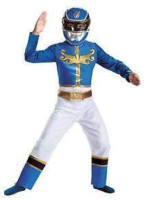 Blue Power Ranger Costume  sc 1 st  eBay & Power Ranger Costume | eBay