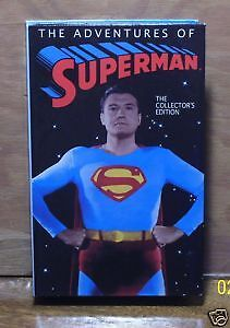 The Adventures of  Superman on VHS