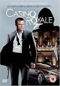 Casino Royale DVD