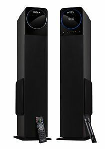 Intex IT-12001 SUF BT Tower Speakers