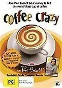 Coffee Crazy (DVD)----3 Pickup Locations In Adelaide Wynn Vale Tea Tree Gully Area Preview