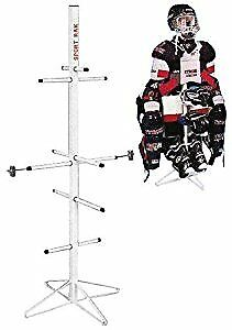 Wet Hockey gear storage dryer rack - Burlington