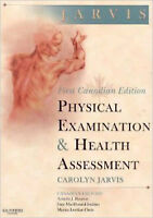 Physical examination and health assessment FIRST CANADIAN ED