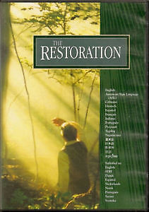 Free Restoration DVD & Book of Mormon!