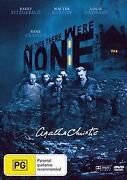 And Then There Were None DVD