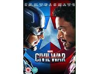 Captain America - Civil War