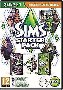 Sims 3 Starter Pack for PC