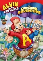 Alvin and the Chipmunks dvd/cd pack