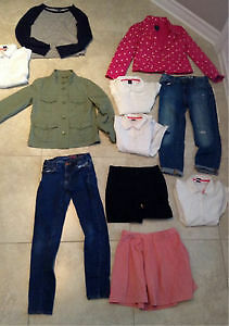 GAP girls Assorted clothes size 10-12