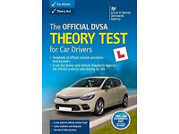 Official DVSA driving books (Theory test, Traffic signs and Highway code)