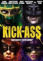 Kick-A** DVD