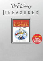 Walt Disney Treasures: The Chronological Donald - Volume Two