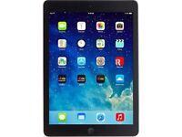 Apple iPad Air 1st Generation 16GB Wi-Fi 9.7in Space Grey Grade b fully working