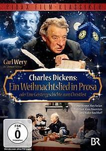 Charles Dickens: Ein Weihnachtslied in Prosa oder Eine Geistergeschichte z (OVP)