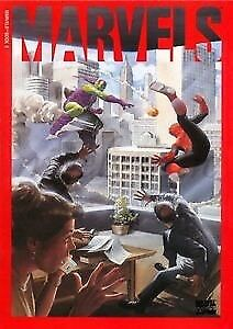 Wanted ISO Marvels mini series issues by Alex Ross
