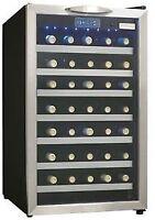 Cabinet à vin (cellier) Danby Designer DWC458BLS non fonctionne