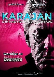 Karajan: Der Maestro und sein Festival (2017), DVD, NEU & OVP (in Folie) - Bad Rappenau, Deutschland - Karajan: Der Maestro und sein Festival (2017), DVD, NEU & OVP (in Folie) - Bad Rappenau, Deutschland