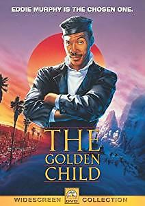 THE GOLDEN CHILD DVD Eddie Murphy