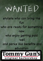 Full/ Part Time Stylists