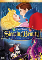 Sleeping Beauty -Special edition DVD