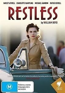 Like New 'Restless' DVD (2014) Watson North Canberra Preview