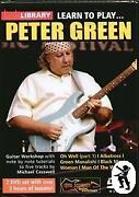 Peter Green Guitar