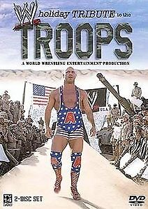 WWE Holiday Tribute To The Troops