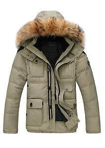 Mens Down Parka | eBay