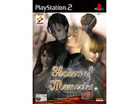 playstation 2 game shadows of memories boxed (rare & collectable)