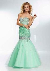 Mermaid Prom Dress - eBay