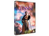 St Francis of Assisi DVD £8.50