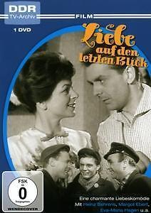 Liebe auf den letzten Blick (DDR TV-Archiv)  DVD Neu!