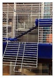 Cages neuves pour lapin,cochon d'Inde,furet,rat adulte 85$