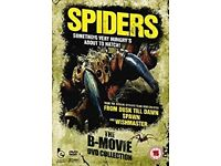 SPIDERS [DVD, 2006]